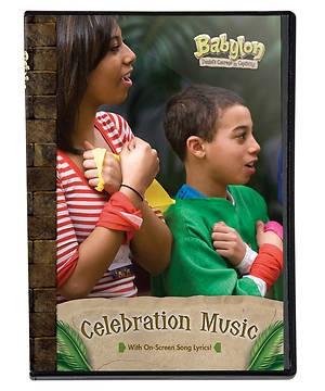 VBS Babylon Celebration Music DVD (DVD)