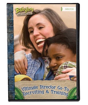 VBS Babylon Ultimate Director Recruiting And Training DVD (DVD)
