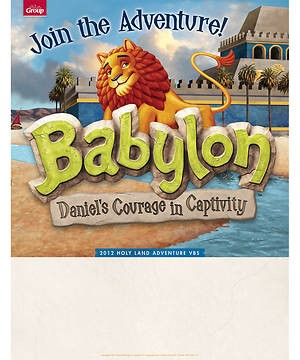 VBS Babylon Publicity Posters (Pack of 5) (Poster)