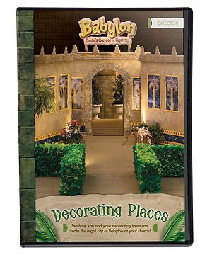 VBS Babylon Decorating Places DVD (DVD)