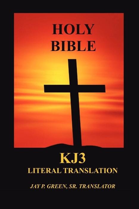 Literal Translation Bible-OE-Kj3 (Paperback)