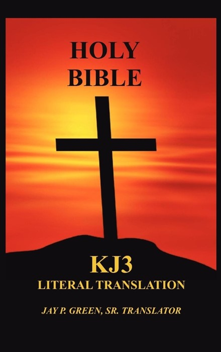 Literal Translation Bible-OE-Kj3 (Hard Cover)