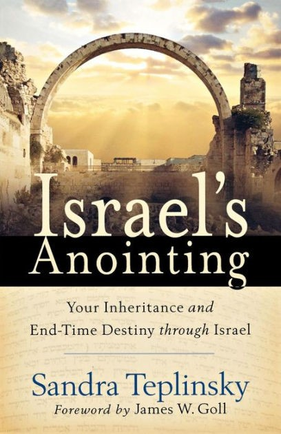 Israel'S Anointing (Paperback)