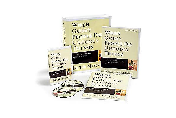 When Godly People Do Ungodly Things - Leader Kit (Kit)