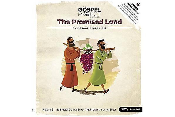 Gospel Project For Preschool: Poster Pack, Spring 2016 (Poster)