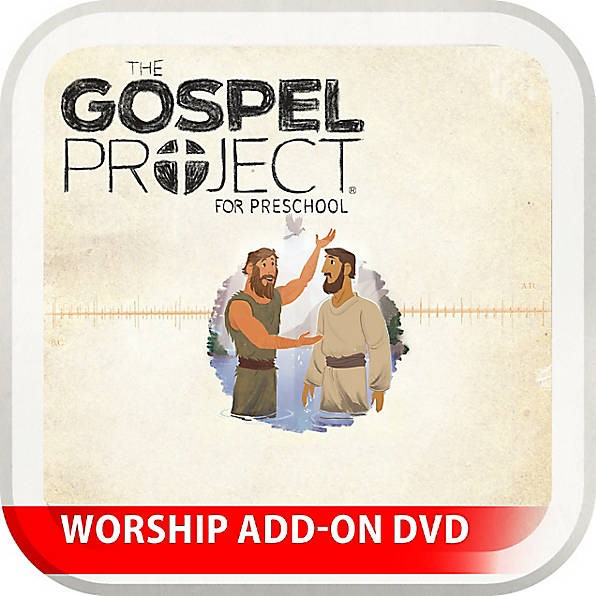 Gospel Project for Kids, The: The Rescue Begins Leader Kit w (DVD)