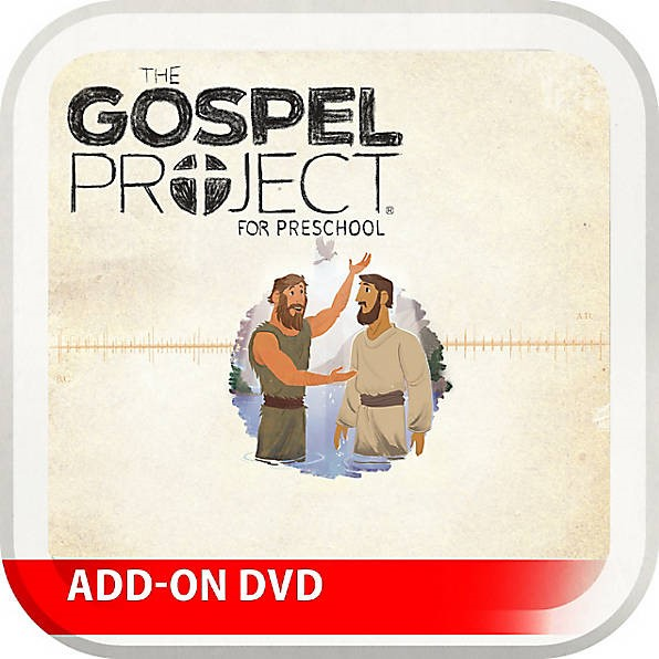 Gospel Project for Preschool, The: The Rescue Begins Leader (DVD)