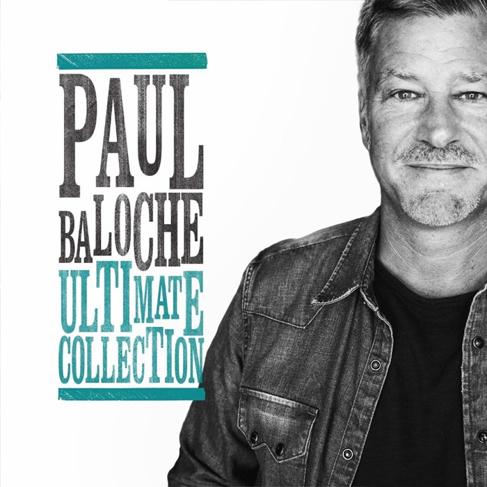 Paul Baloche Ultimate Collection CD (CD- Audio)