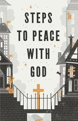 Steps to Peace with God (Pack of 25) (Pamphlet)