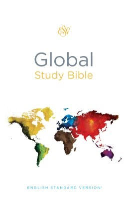 ESV Global Study Bible (Hard Cover)