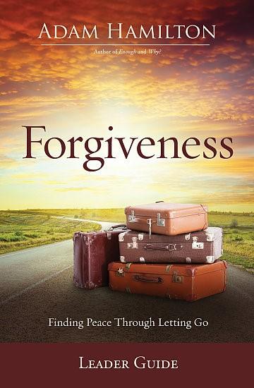 Forgiveness Leader Guide (Paperback)