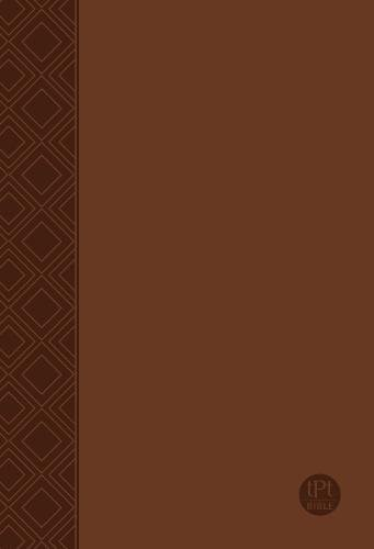 Passion Translation New Testament, Brown, 2nd Edition (Imitation Leather)