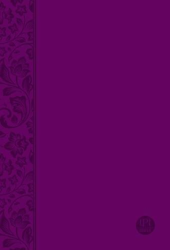 Passion Translation New Testament, Purple, 2nd Edition (Imitation Leather)