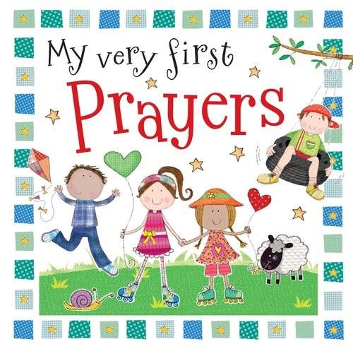 My Very First Prayers (Paperback)