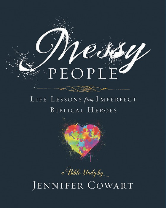Messy People - Women's Bible Study Participant Workbook (Paperback)