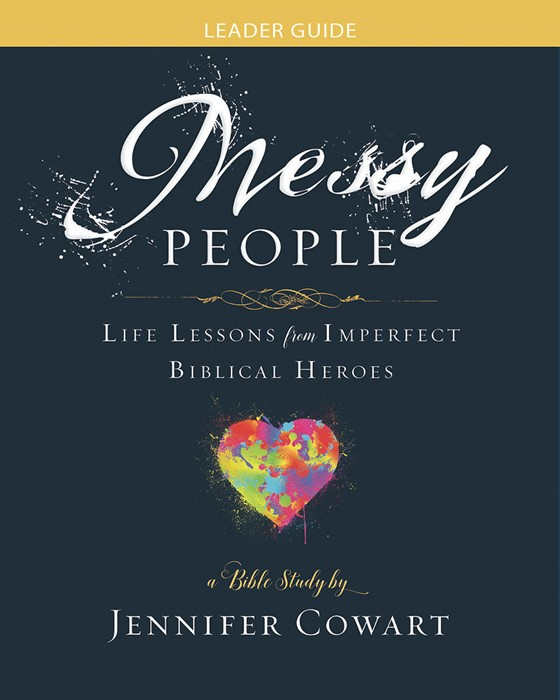 Messy People - Women's Bible Study Leader Guide (Paperback)