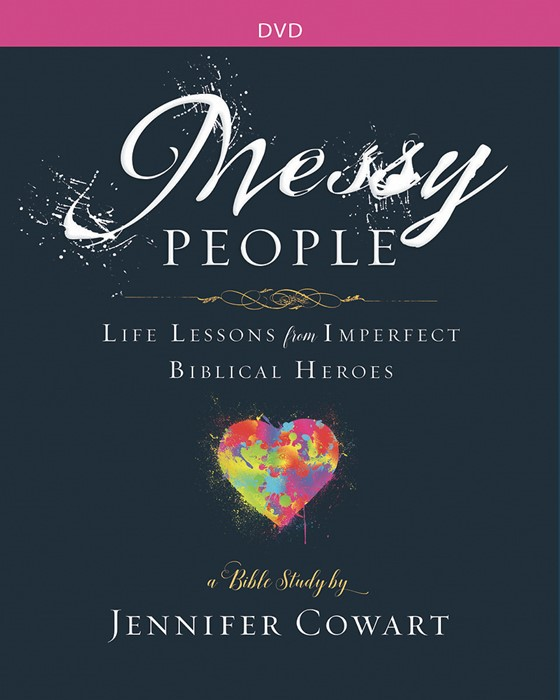 Messy People - Women's Bible Study DVD (DVD)
