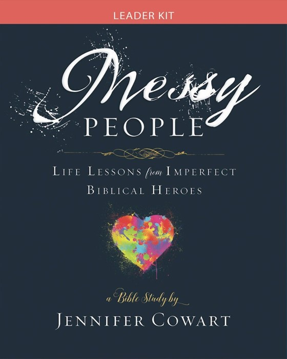 Messy People - Women's Bible Study Leader Kit (Kit)