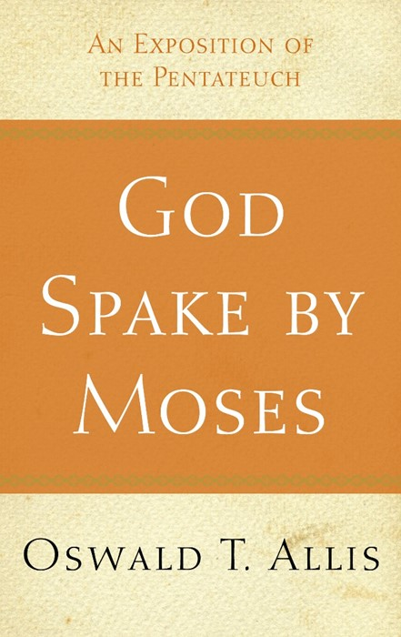 God Spake by Moses (Paper Back)