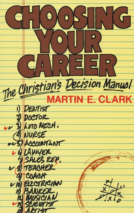 Choosing Your Career (Paperback)
