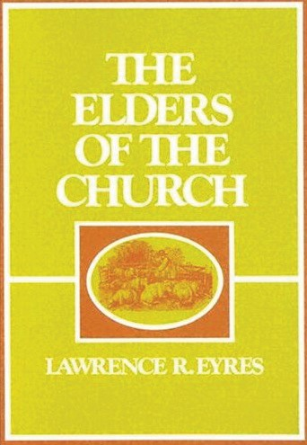 Elders of the Church (Paper Back)