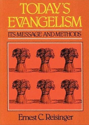 Today's Evangelism (Paperback)