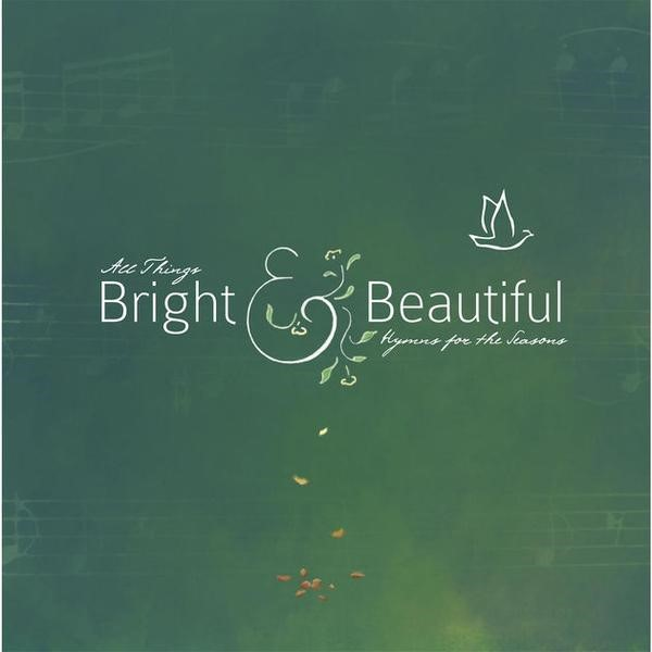 All Things Bright And Beautiful Instrumental CD (CD- Audio)
