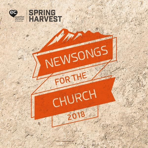 Spring Harvest 2018 New Songs For The Church CD (CD- Audio)