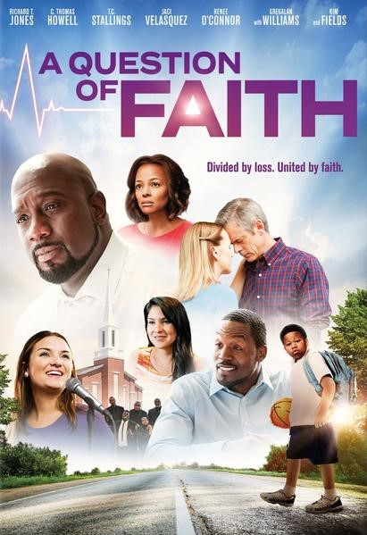 Question Of Faith DVD, A (DVD)