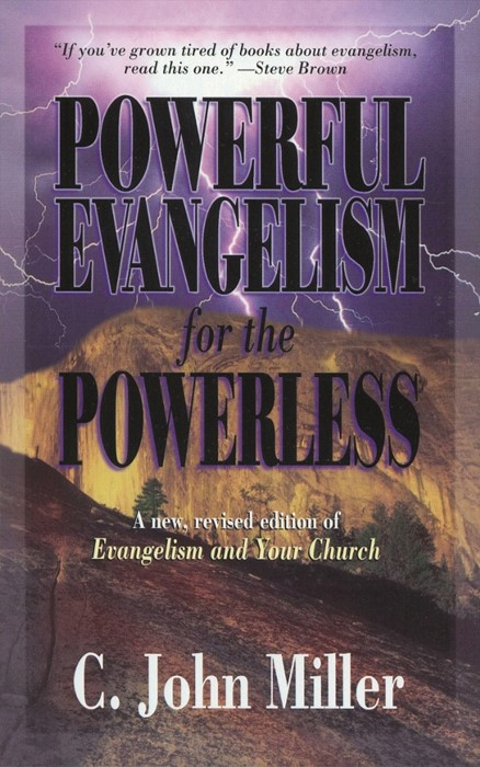 Powerful Evangelism for the Powerless (Paperback)