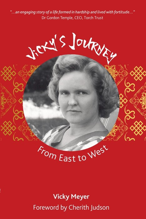 Vicky's Journey (Paper Back)
