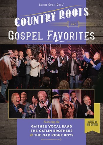 Country Roots And Gospel Favourites DVD (DVD)
