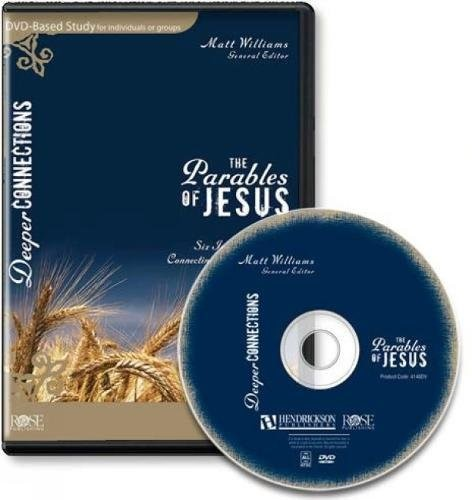 The Parables Of Jesus DVD (DVD)
