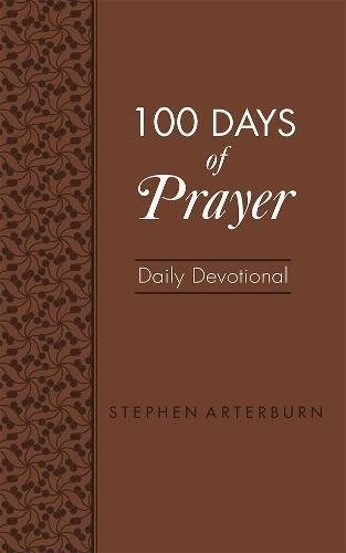 100 Days Of Prayer Daily Devotional (Imitation Leather)