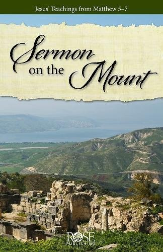 Sermon On The Mount (Pamphlet)