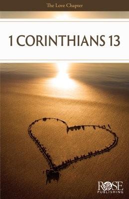 1 Corinthians 13 (Pamphlet)