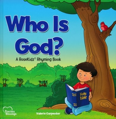 Who Is God? (Hard Cover)