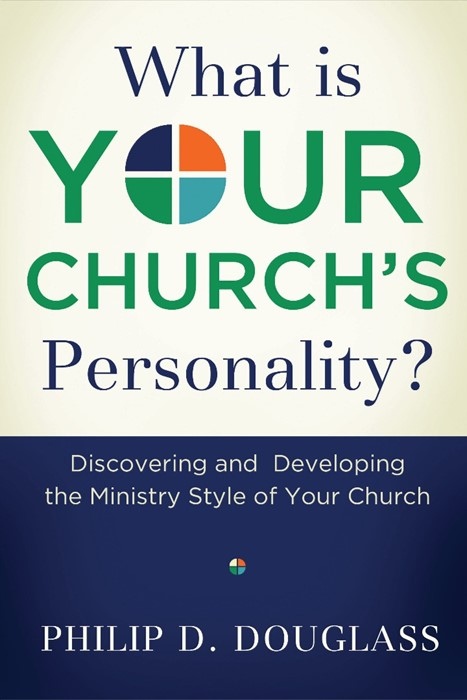 What Is Your Church's Personality? (Paperback)
