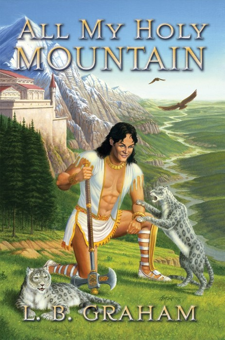All My Holy Mountain (Paperback)