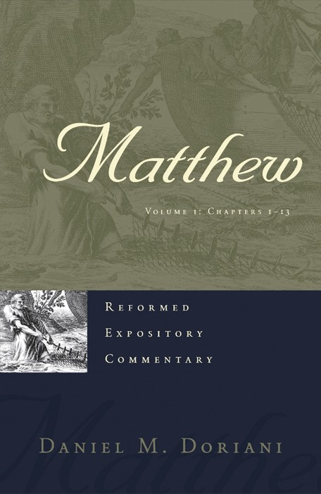 Reformed Expository Commentary: Matthew 2 Volume Set (Hard Cover)