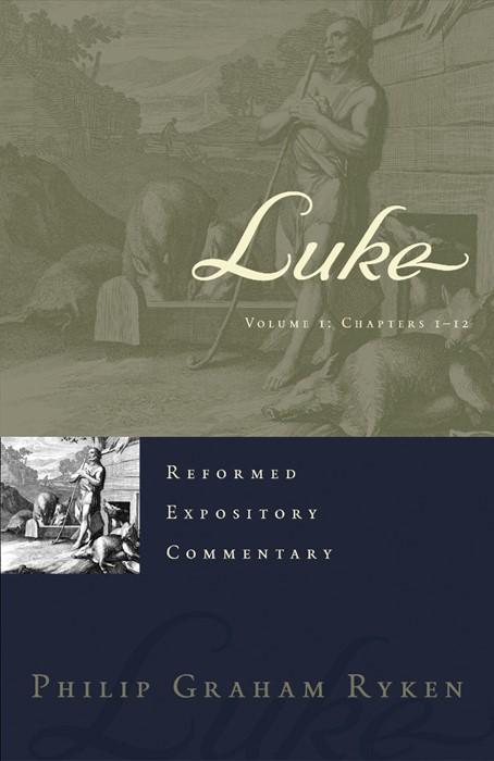 Reformed Expository Commentary: Luke 2 Volume Set (Hard Cover)