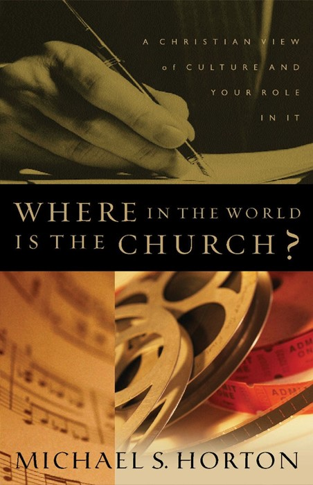 Where in the World Is the Church? (Paper Back)