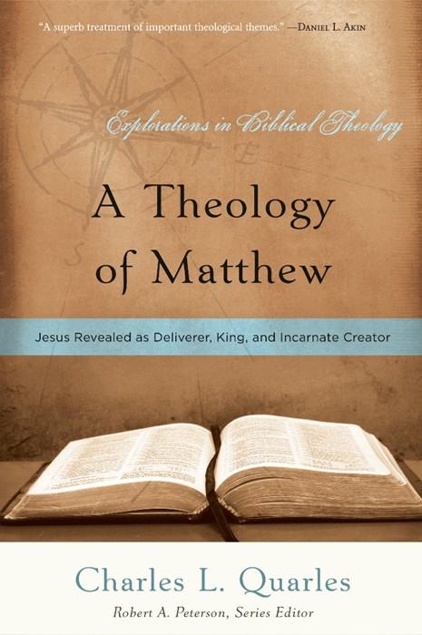 Theology of Matthew, A (Paperback)