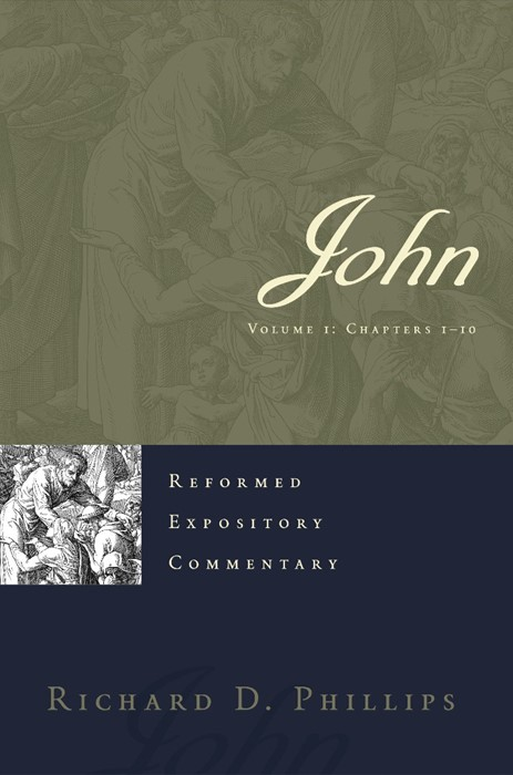 Reformed Expository Commentary: John (Hard Cover)