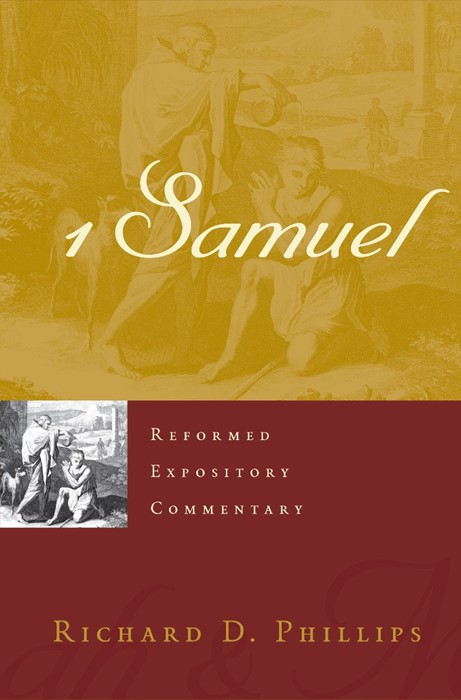Reformed Expository Commentary: 1 Samuel (Hard Cover)