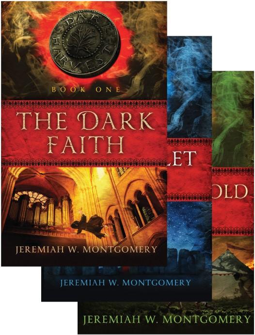The Dark Harvest Trilogy (Paperback)