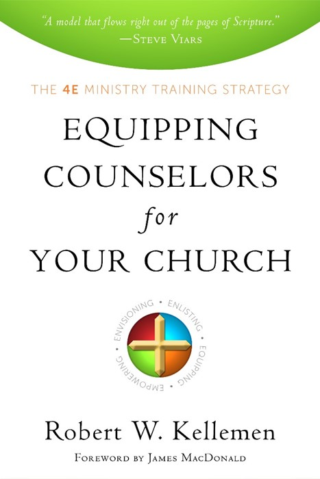 Equipping Counselors for Your Church (Paper Back)