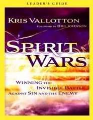 Spirit Wars Leader'S Guide (Paperback)