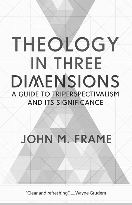 Theology in Three Dimensions (Paper Back)