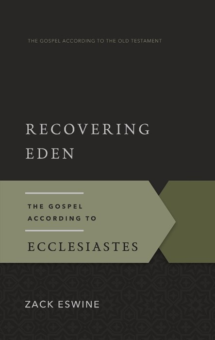 Recovering Eden (Paper Back)